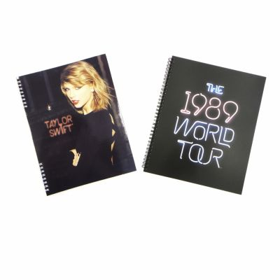 The 1989 World Tour™ Large Spiral Notebook Set