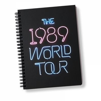 The 1989 World Tour™ Small Spiral Notebook